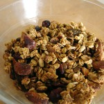 Fresh Fruits Crumble (Naturally Sweetened Recipe)