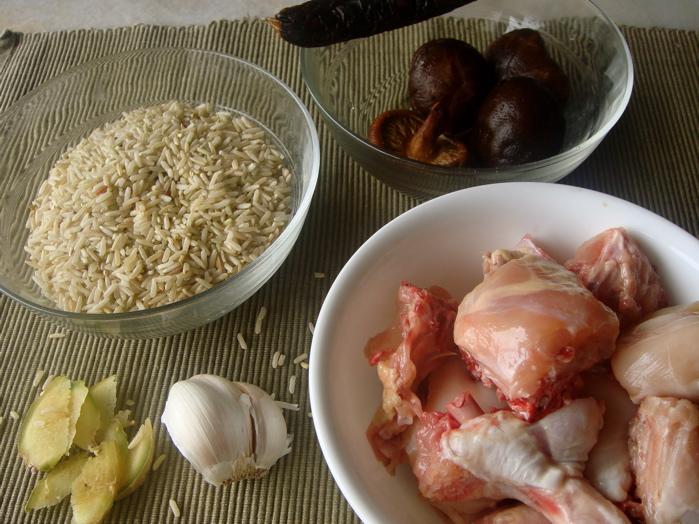 ... rice claypot chicken rice rice clay pot chicken rice in rice claypot