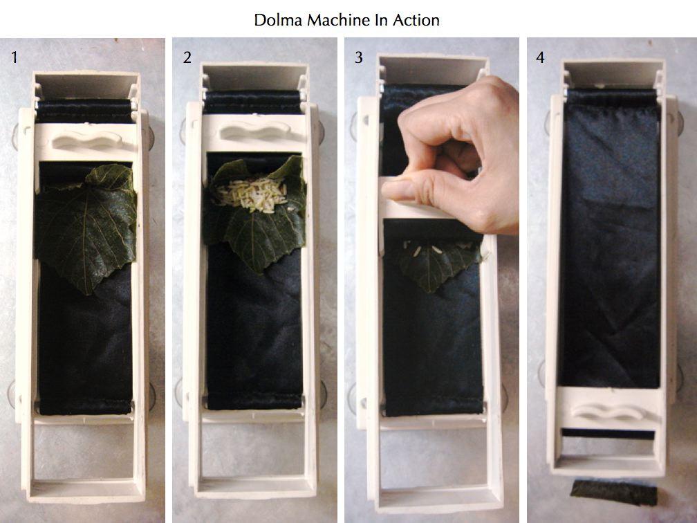 dolma rolling machine
