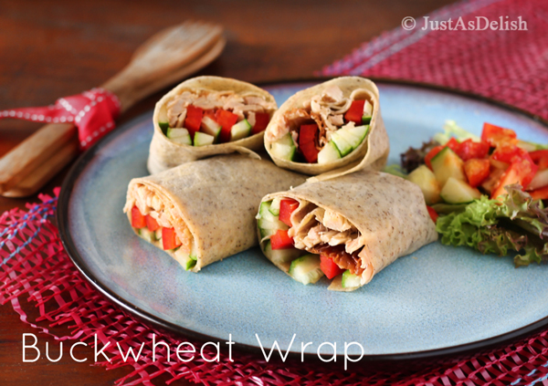 Gluten-Free Wrap Recipe- Millet Buckwheat Tortillas Recipes ...
