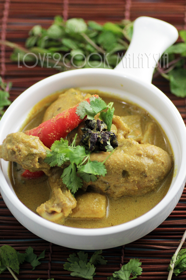 Chicken Kurma by Love2Cook-Malaysia