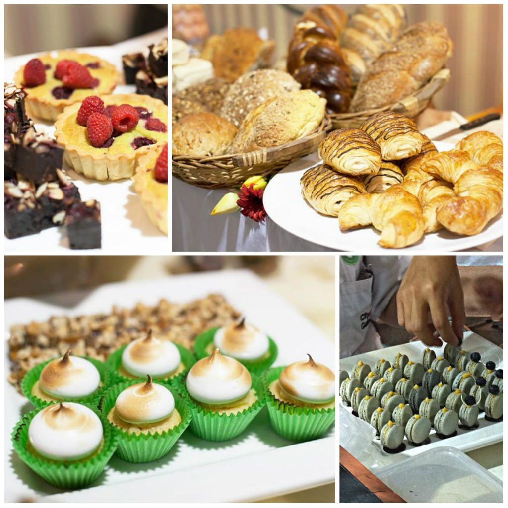 Yummilicious Bakes by the featured bakers in Think Out Of the Shell Volume II