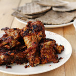 Spicy Baked Chicken Wings