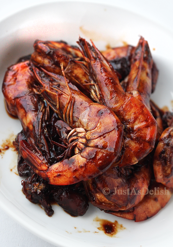 tamarind prawn loading tamarind prawn also known as assam prawn in ...