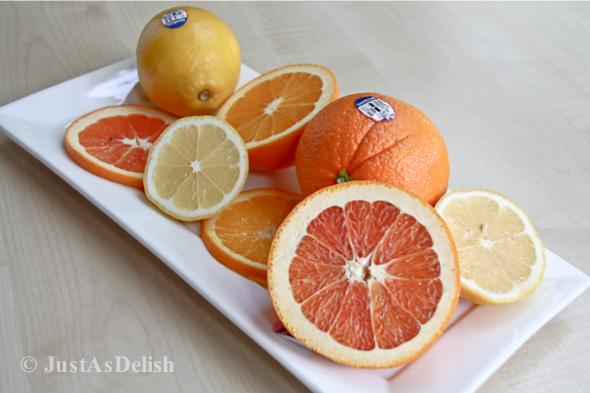 Sunkist Oranges & Lemons