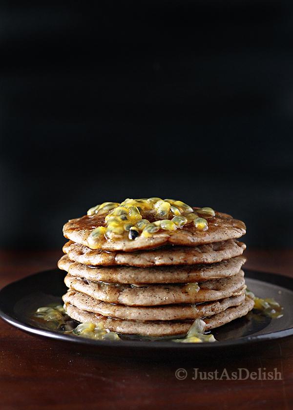 Buckwheat Oat Pancake (Gluten Free)