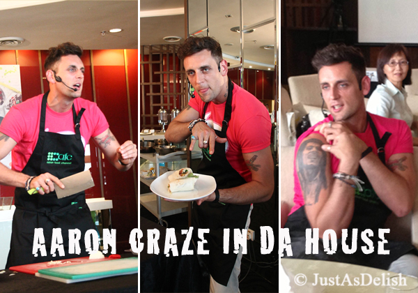 Rude Boy Food: Aaron Craze