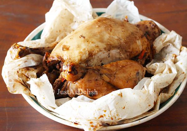 Beggar's Chicken