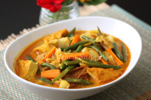 Lontong Kitchen Snippets