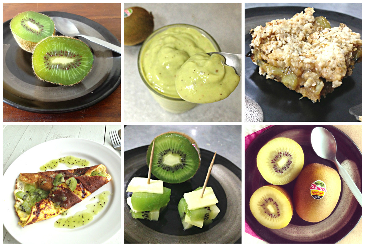Zespri Kiwfruit 14-Day Challenge
