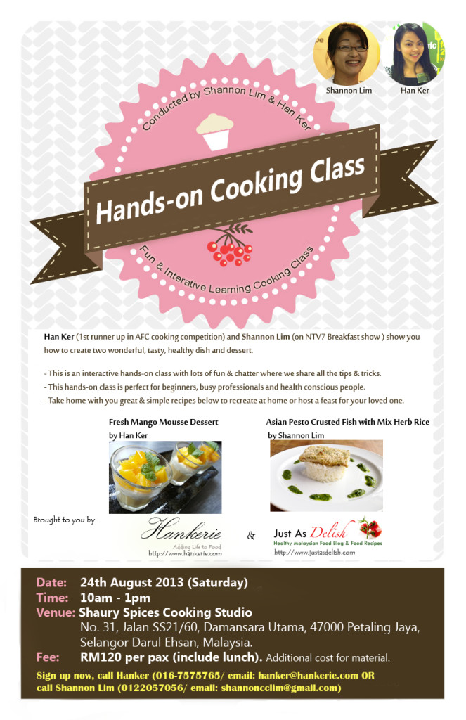 Hands on class 24 Aug