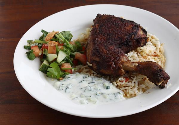 Chicken Mandy, Gulf style recipe