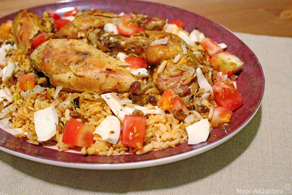 chicken-kabsa