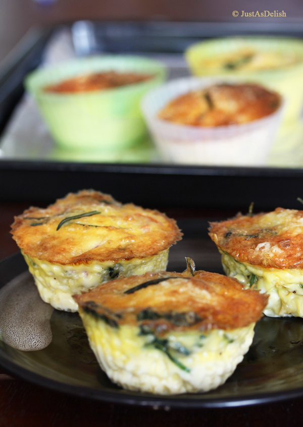 Egg Muffins (Gluten & Paleo Friendly)