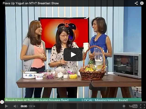 NTV7 Breakfast Show Appearance