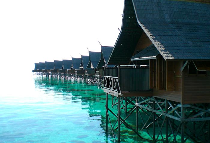 Kapalai Island, 2008