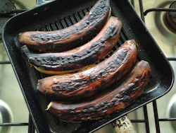 Grilled Plantains