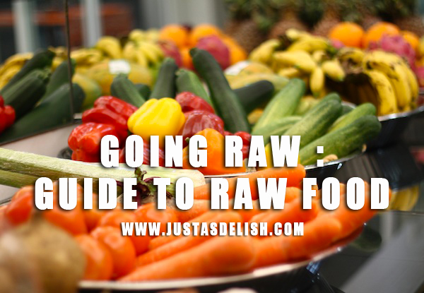 Guide To Raw Food