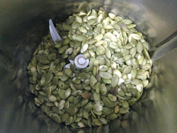 Sprouted Pumpkin Seed Butter