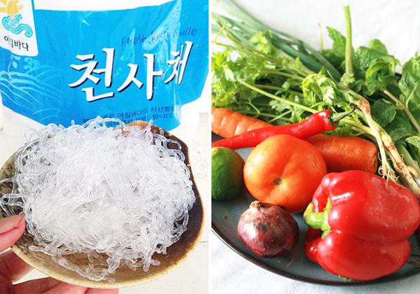 Thai Style Kelp Noodle Salad