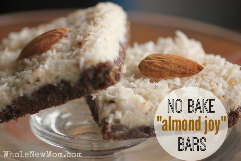 """Almond Joy"" Bars 