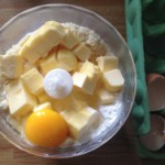 Wild Berry Tart with Buckwheat Almond Crust (Gluten Free)