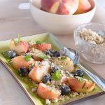Fresh Fruits Crumble (Naturally Sweetened Recipe)