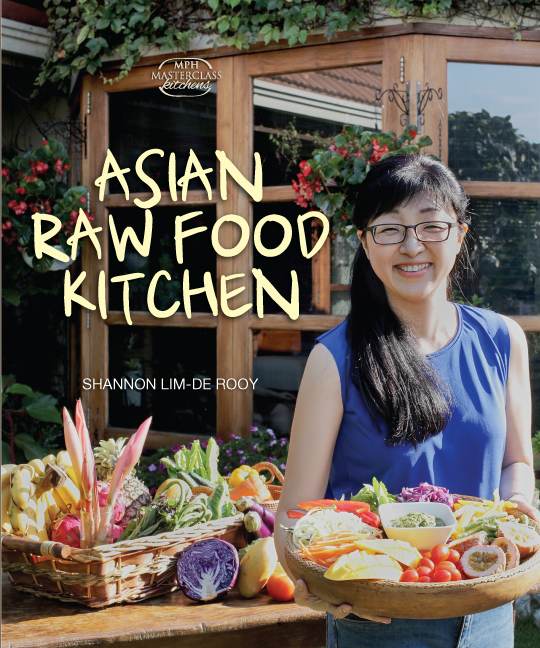 Asian Raw Food Kitchen | Shannon Lim-de Rooy | MPH Masterclass Kitchen