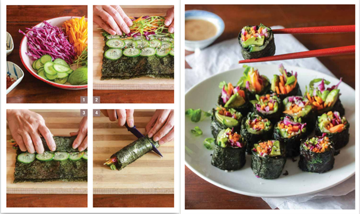 Asian Raw Food Kitchen Preview