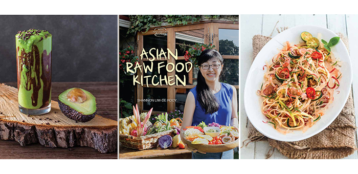 Asian Raw Food Kitchen by MPH Group Publishing