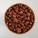Raw Salted Caramel Nut Tart