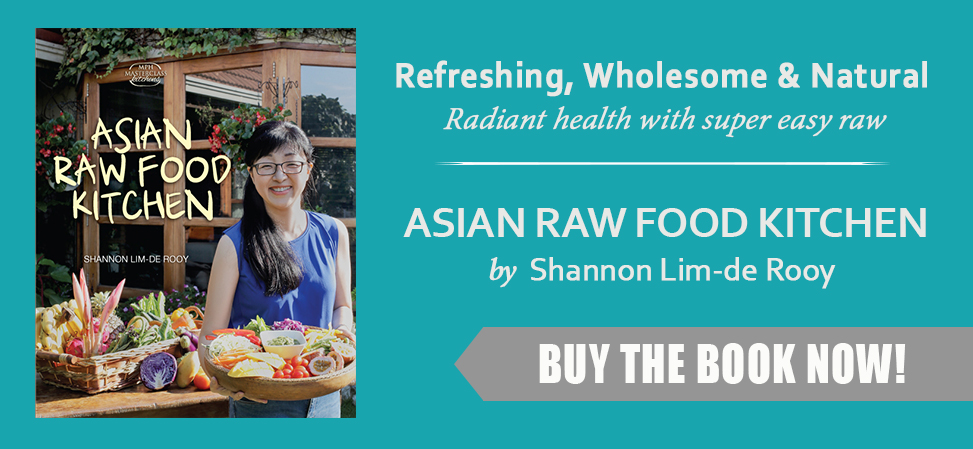 Asian Raw Food Kitchen -BUY-NOW