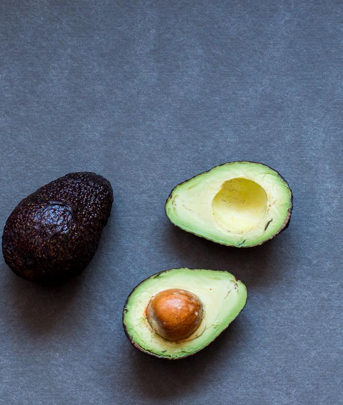 Avocado Shake with Chocolate Fudge - Asian Raw Food Kitchen