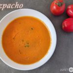 Gazpacho (Spanish Cold Tomato Soup)