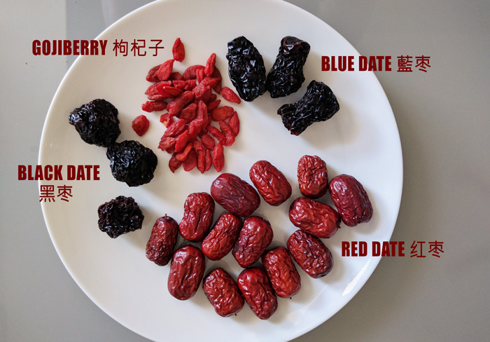 Nourishing Red Dates Tea - 2 Ways