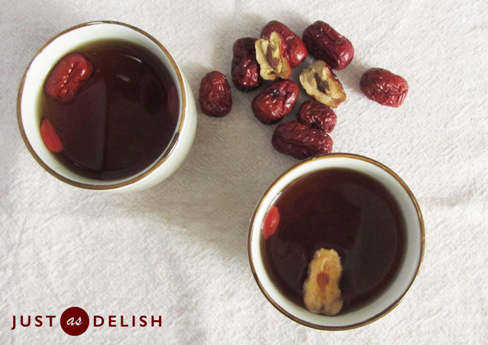 Red Dates Tea | Just As Delish